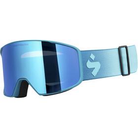 Sweet Protection Boondock RIG Reflect Goggles Herren matte aqua/aqua fade-RIG aquamarine